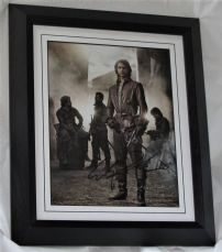 "A963LP3M LUKE PASQUALINO - ""THE MUSKETEERS"" AUTHENTIC SIGNED"